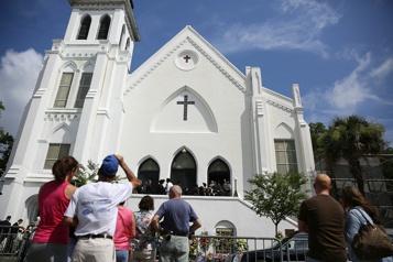 Tuerie dans une église de Charleston 88millions de dollars pour les proches des victimes
