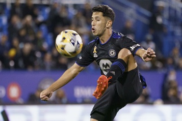 CFMontréal Joaquín Torres transféré de façon permanente à Montréal