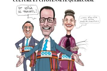 Nouveau cours de Culture et citoyenneté québécoise