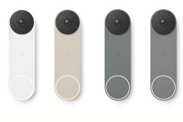Testé: Nest Doorbell à pile Bonnes idées et dure réalité