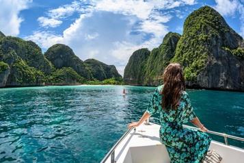 La Thaïlande ouvre ses frontières aux touristes vaccinés