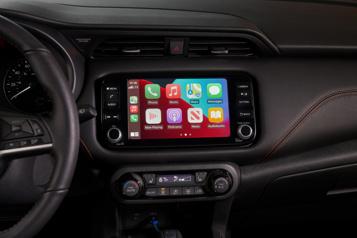 Apple veut augmenter les fonctionnalités d'Apple CarPlay
