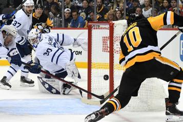 Les Maple Leafs battus 7-1