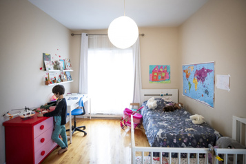 Chambres d'enfants non genrées La fin du rose etdubleu poudre?