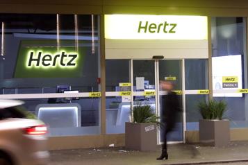 Hertz commande 100000 voitures électriques à Tesla