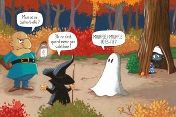 Livres jeunesse: nos suggestions d'Halloween