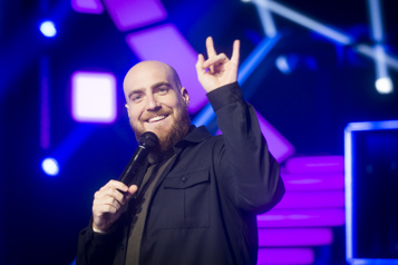 Un deuxième one-man show pour Phil Roy