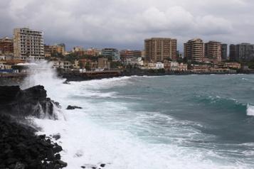 Pluies torrentielles en Sicile, qui se prépare à un deuxième cyclone
