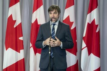 Nouveau ministre de l'Environnement StevenGuilbeault: «Je n'ai pas d'agenda secret»