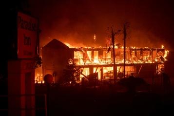 Californie Les feux de forêt créent déjà des migrants climatiques