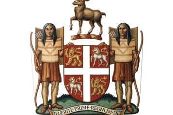 Terre-Neuve-et-Labrador Le mot «sauvages» sera retiré de la description des armoiries