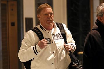 Affaire Jon Gruden Les Raiders n'étaient pas visés par l'enquête, croit le propriétaire