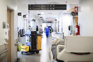 Congestion généralisée dans les hôpitaux du Grand Montréal