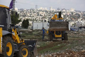 Israël annonce 1355nouveaux logements en Cisjordanie