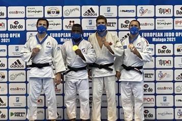Judo François Gauthier-Drapeau médaillé de bronze en Espagne