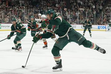 Le Wild bat les Ducks en prolongation