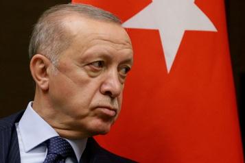Le président turc espère rencontrer Biden à Glasgow