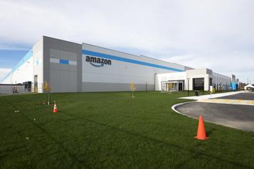 500 emplois au nouvel entrepôt robotisé d'Amazon de Coteau-du-Lac