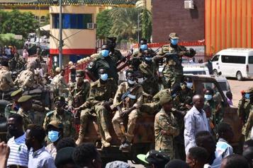 Soudan Arrestation d'opposants au putsch, fortes pressions à l'étranger
