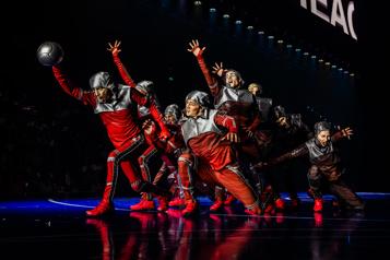 Le Cirque du Soleil reprend la route avec son spectacle Messi10