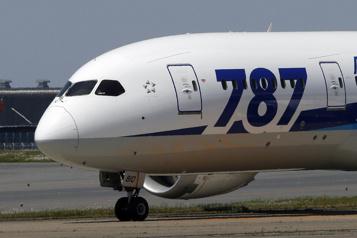 Boeing plombé par les problèmes du 787