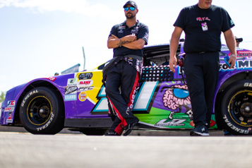 NASCAR Andrew Ranger Un puits sans fond