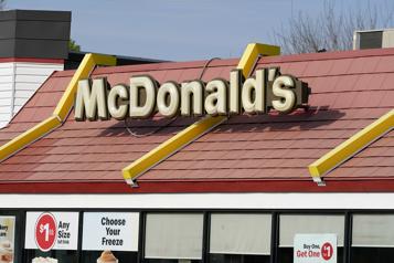 McDonald's aidé par des hausses de prix et un nouveau menu