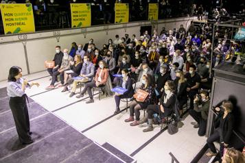 Élections municipales Plante orchestre une démonstration de force partisane