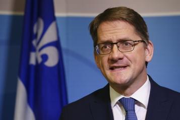 Sylvain Gaudreault jette les bases d'un Fonds de transition juste