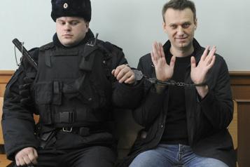 Comparable à l'époque soviétique De plus en plus de prisonniers politiques dans la Russiede Poutine
