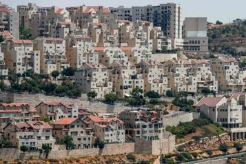 Colons juifs en Cisjordanie Israël approuve la construction de 3144logements