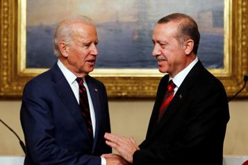 Voyage en Europe Biden veut rencontrer Erdogan et consulter ses alliés sur l'Iran