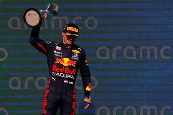 Grand Prix des États-Unis Une huitième victoire cette saison pour Max Verstappen