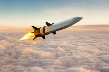 Les États-Unis testent des composantes de missiles hypersoniques