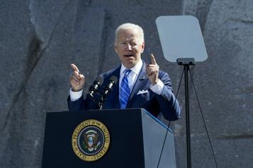 Biden donne encore un coup pour faire passer ses réformes