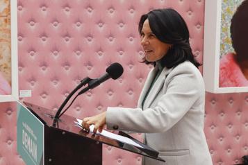 Élections municipales Plante promet des «boîtes bienvenue bébé» aux nouveaux parents