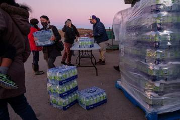 Eau contaminée Un déversement de carburant découvert à Iqaluit