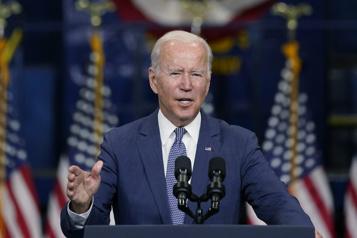 Dépenses de 1750milliards  Biden présente son nouveau plan, l'accord du Congrès incertain