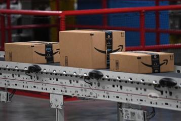 Troisième trimestre Amazon déçoit avec des profits divisés par deux sur un an
