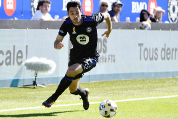Mathieu Choinière Le foot ou rien