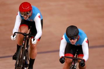 Championnats du monde de cyclisme sur piste  Pénalisées, les Canadiennes sont reléguées au cinquième rang