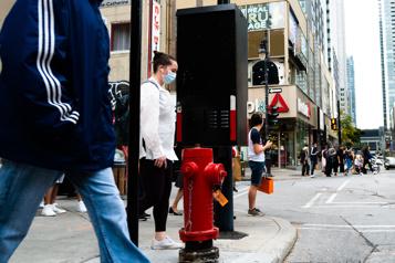 Bilan de la COVID-19 au Québec 458 nouveaux cas, deuxdécès