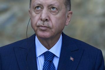 Détention d'Osman Kavala Erdogan renonce à expulser 10diplomates occidentaux