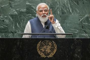 COP26 Le premier ministre indien confirme sa participation