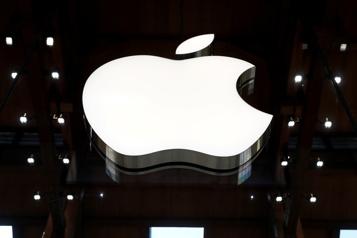 Le chiffre d'affaires d'Apple déçoit les analystes