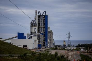 Émissions de GES Ciment McInnis, plus gros pollueur du Québec