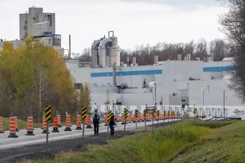 Accident de travail mortel à Windsor Jour de deuil pour les employés de Domtar