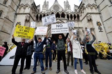 Extradition vers les États-Unis Assange risque de se suicider s'il est extradé, réaffirme sa défense
