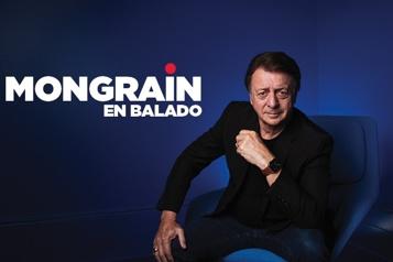 Une nouvelle balado pour Jean-Luc Mongrain