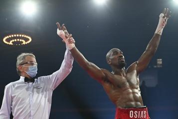Gala de boxe à l'Olympia Terry Osias reste invaincu sur une sous-carte amputée